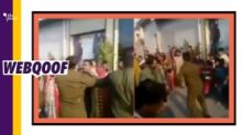 Old Video Shared With Claim That Hindu Women Were Beaten in Pak