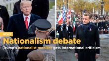 Tell us: Trump lectured on nationalism, but can it be beneficial to a country?