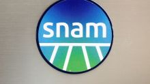 Italy's Snam bumps up guidance after full-year profits rise