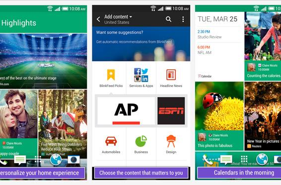 HTC opens up BlinkFeed, allows apps like Foursquare and Fitbit to push data to your homescreen