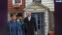 De Blasio To Be Sworn In By Bill Clinton