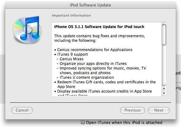Poll: Has iPhone OS 3.1 screwed up your phone?