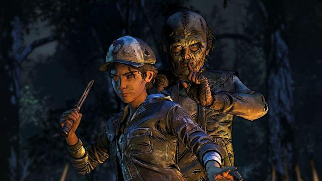 Telltale's 'The Walking Dead' conclusion is coming to the Epic Games Store