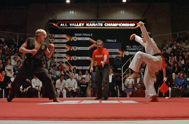 'Karate Kid' reboot no one asked for debuts on YouTube Red in 2018