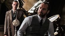 Jude Law reveals new Fantastic Beasts 2 information
