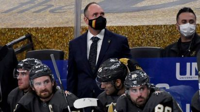 Golden Knights to play without coaches