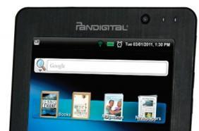 Pandigital's SuperNova Android tablet gets its FCC on, leaves little to the imagination