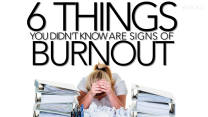 6 signs you may be experiencing burnout without even knowing