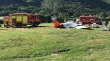 Haute-Garonne: Un pilote grièvement blessé dans le crash de son avion de tourisme
