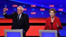 Elizabeth Warren And Bernie Sanders Duel For Progressive Hearts In New Hampshire