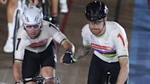 Bradley Wiggins gets back in the saddle for London Six Day ride