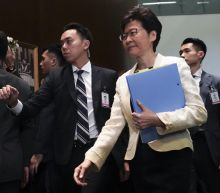 The Latest: Hong Kong government withdraws unpopular bill