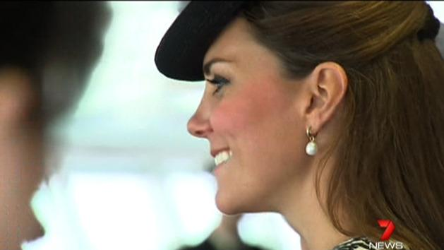 Duchess of Cambridge ready for birth