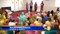 Sikh community holds meeting after attack