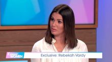 Rebekah Vardy says she was hospitalised 3 times after Coleen Rooney spat as her health suffered