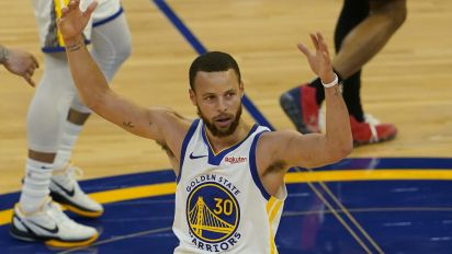 Another year, another NBA scoring title for Curry