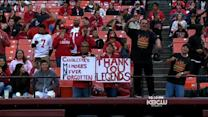 49er Legends Come Out To Play For 1000s Of Fans At Candlestick Park