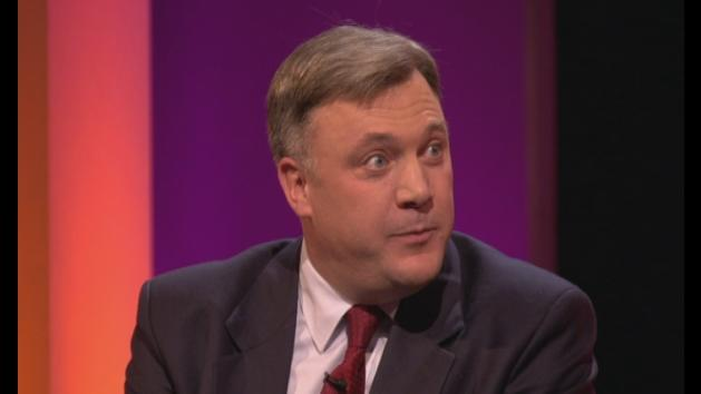 Ed Balls: Growth is a good thing but too late