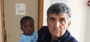 Doctor Hopes To Adopt Rescued Orphan Baby
