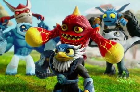 New Skylanders teased in trio of Swap Force videos