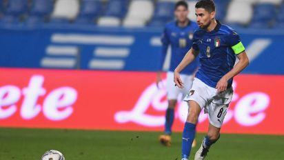 Jorginho, l'uomo dei 100 palloni a partita: imprescindibile per l'Italia e per... Verratti