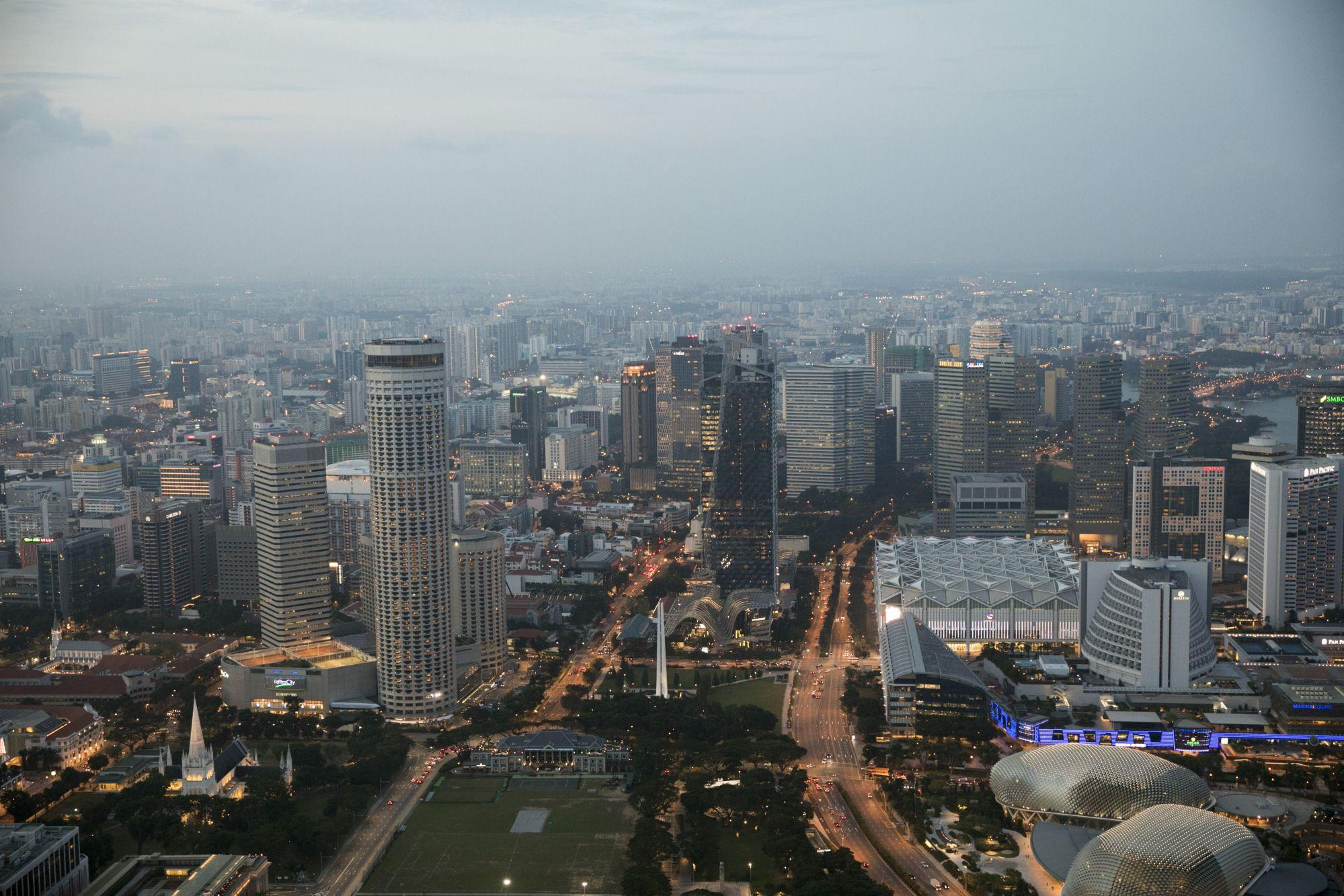 Target Benefit Hub >> Singapore S Green Finance Hub Target Gets A 2 Billion Boost