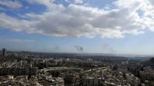 U.S. military denies coordinating Syria air strikes with Russia