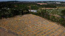 Brasil supera as 80.000 mortes por COVID-19