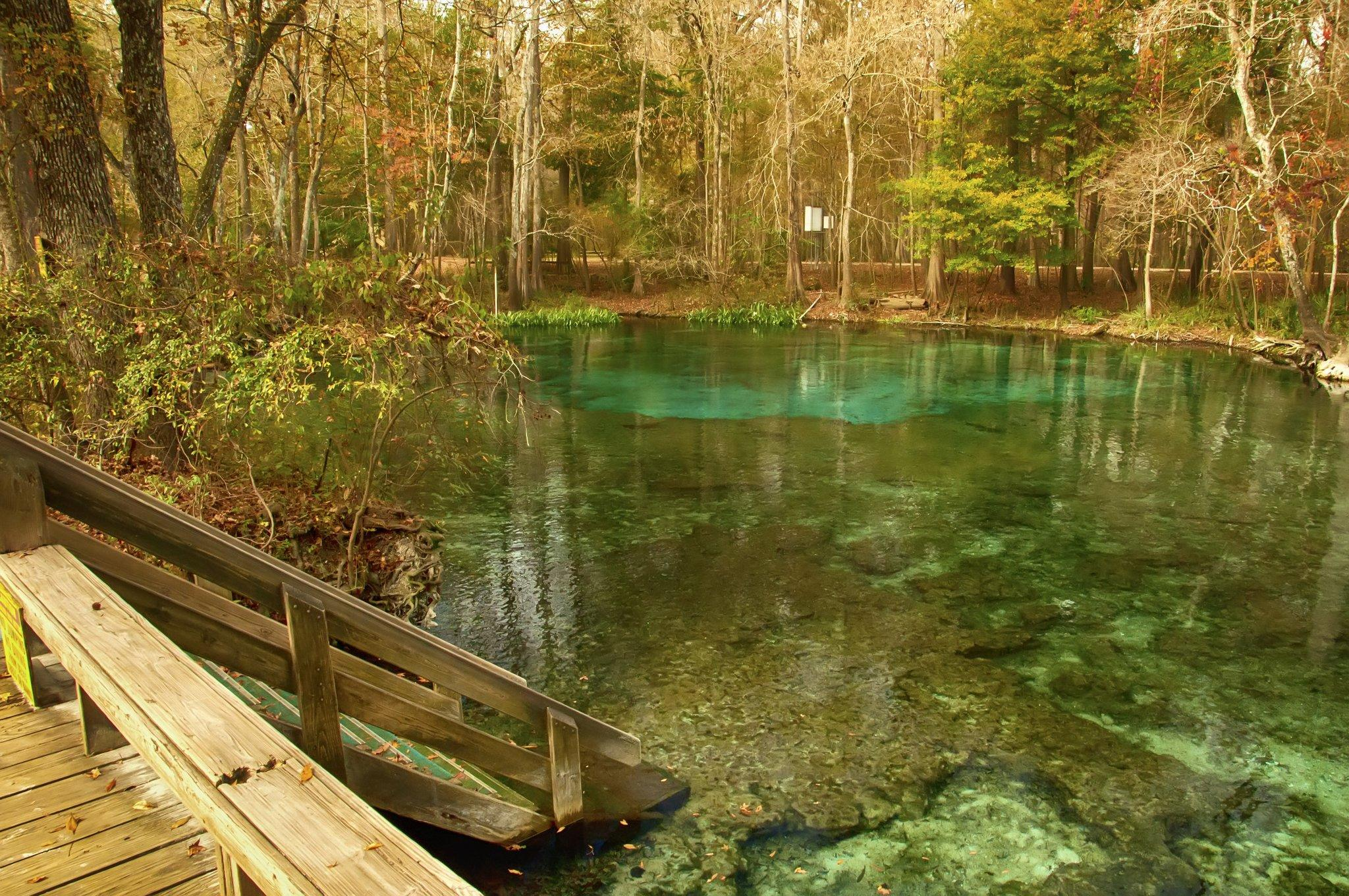 7 Best Swimming Holes In The Us