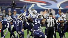 Special teams miscues cost Titans in 34-17 loss to Colts