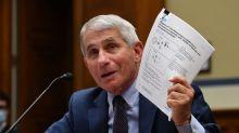 Fauci se resiste a esfuerzos de republicanos por cambiar su testimonio sobre manejo de coronavirus