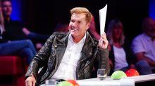 """Fiese Spitze beim """"Supertalent"""": Dieter Bohlen macht sich über Peter Maffay lustig"""