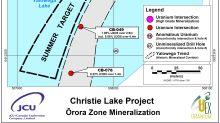 Final Orora Assays Received, Summer Program Confirmed, CFO Change