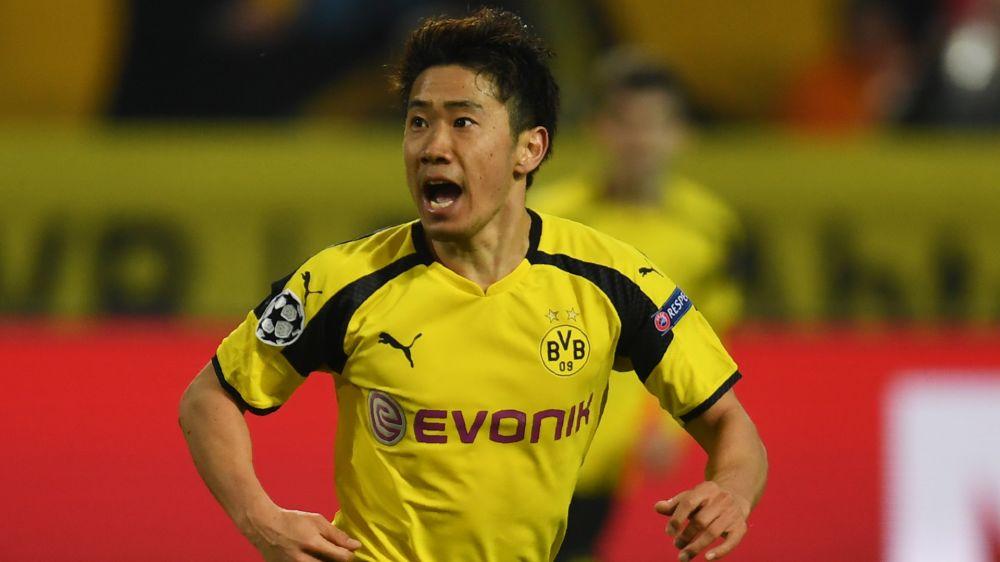 Shinji Kagawa verlängert angeblich bei Borussia Dortmund