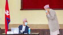 Nepal's Finance Minister Dr. Yubaraj Khatiwada resigns