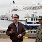 COVID-19 Patients Should Be Treated Onboard Hospital Ship Comfort, Cuomo Says