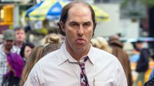 Matthew McConaughey binged on 'cheeseburgers and beer' for eight months for new movie Gold