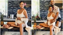 Chrissy Teigen shares sexiest 'Spot the Difference' game maybe ever