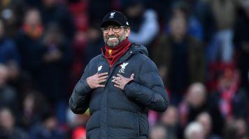 """Liverpool-Coach Jürgen Klopp mit rührender Antwort an kleinen ManUnited-Fan: """"Leider kann ich Deiner Bitte nicht nachkommen"""""""