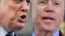 """Trump hält Biden für """"nicht kompetent"""" als Präsidenten"""