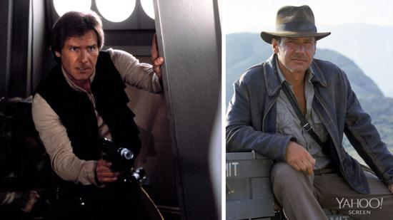 Han Solo vs. Indiana Jones: Stars (and Harrison Ford Himself!) Weigh In