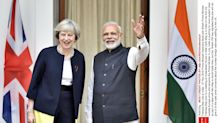 Post-Brexit trade deal with India 'worth extra £2 billion to British economy'