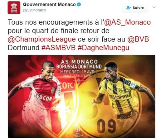 """Monaco: mais que signifie l'expression """"Daghe Munegu""""?"""
