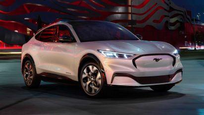 Ford Mustang Mach-E 2020: hasta 483 kilómetros de autonomía eléctrica