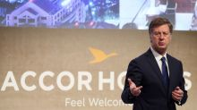 AccorHotels' shares fall as property stake sale disappoints some