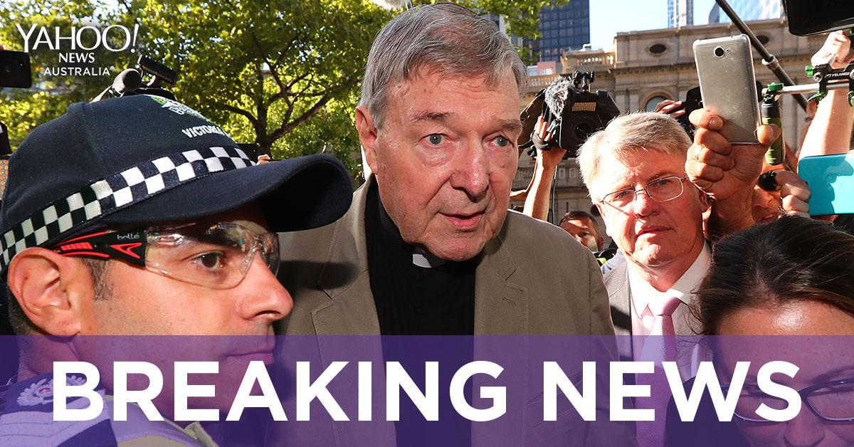 Cardinal George Pell loses appeal over child sexual abuse convictions