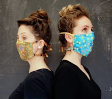 These millennials spend days and nights making face masks: 'We wonder how anyone could get bored in quarantine. There's just so much to do'