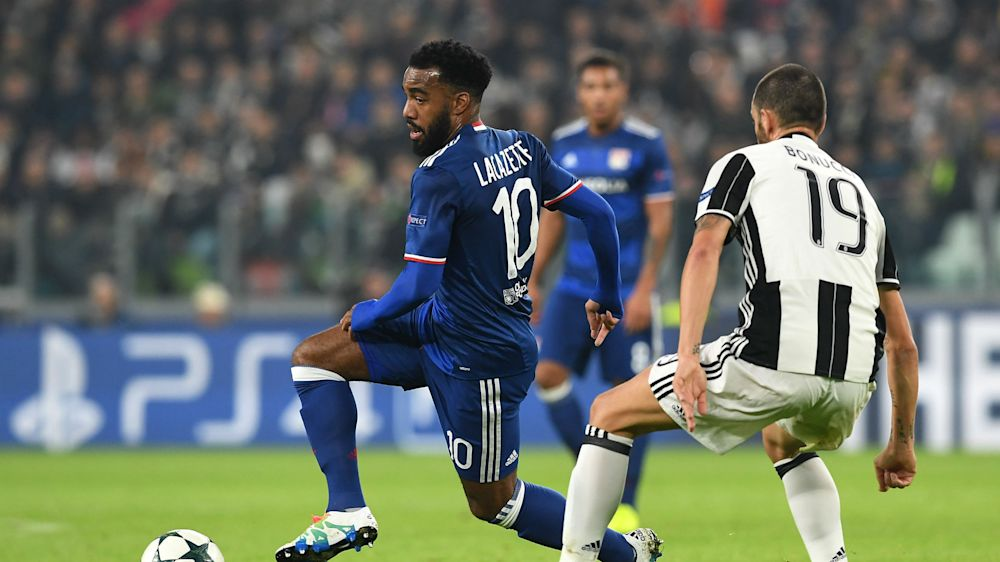 Champions League, no kick and rush – Lyon's Lacazette outlines terms of exit