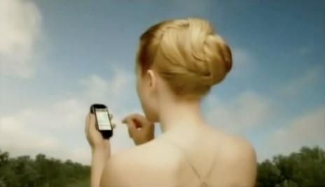Video: New Palm Pre ad takes serene approach, just goes with the flow