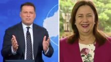 Karl Stefanovic reveals wife Jasmine's drunken political misstep
